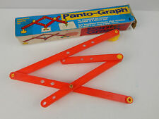 Vintage PLASTIC Folding Pantograph Drawing Device For PARTS of REPAIR