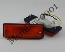 Side Marker Turn Signal Light for 81-85 Mitsubishi Champ Dodge A179 Sedan
