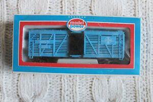 Vintage HO Scale Model Power 8011 40' Cattle Car SANTA FE
