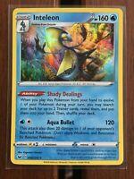 Pokemon Card   INTELEON   Holo Rare   58/202  SWORD & SHIELD  *MINT* 058
