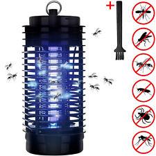 Lampe Uv Piège Moustiques - Répulsif Insectes Anti-Moustique - Piège 28Cm 230V