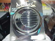 CUSTOM CHROME MIRAGE 27-171 MIRAGE CHROME AIR CLEANER COVER WITH INSERT NOS