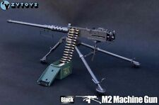 ZY Toys 1/6 BR M2 Heavy Machine Gun Mold Weapon Model Toys F 12'' Action Figure