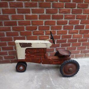 Vintage Case 30 Pleasure King Pedal Tractor