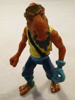 "The Pirates Of Dark Water Joat Action Figure Hasbro Toys 5"" 13cm 1990"