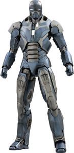 Iron Man Mark XL 40 Shotgun Sixth Scale action figure Hot Toys Sideshow Mms 309