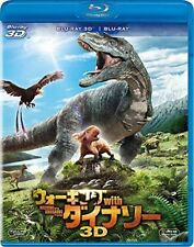 WALKING WITH DINOSAURS 3D BLU-RAY + 2D BLU-RAY SET-JAPAN 2 Blu-ray L34