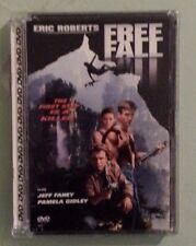 eric roberts  FREE FALL  jeff fahey    DVD   genuine region 1