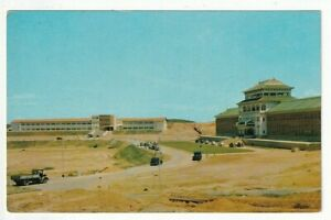 c.1960's Postcard of Laboratory and Library of the Nanyang University, Singapore