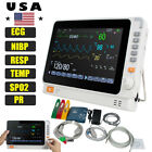 Portable 10'' Vital Signs Dental Patient Monitor Multi-parameters Monitor CE