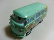Mattel Disney Pixar Car 2 Fillmore Diecast Toy Car 1:55 Loose New In Stock