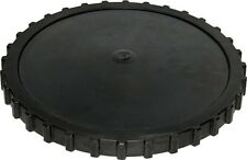 """Universal 9"""" Round Replacement Rubber Membrane Air Diffuser for Pond Aerators"""