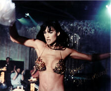 DEMI MOORE SIGNED 8X10 PHOTO REPRINT STRIPTEASE