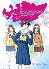 Sentimental Journey:Complete Series. Romantic Anime. Brand New In Shrink!