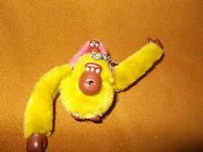 Kipling scimmia Doppio Portachiavi Mamma/Bambino per amico/famiglia RAS/Verde STAN