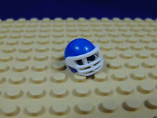 LEGO-MINIFIGURES SERIES [8] X 1 HELMET FOR FOOTBALL PLAYER FROM SERIES 8 PARTS