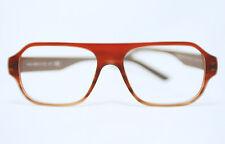 Blue Magic Eye V4500 Color 4 Brown/Gray Eyeglass Frame Authentic Originally 375