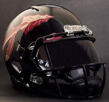 FLORIDA STATE SEMINOLES NCAA Gameday REPLICA Football Helmet w/OAKLEY Eye Shield