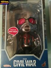Hot Toys Cosbaby Captain America Civil War Giant Miniature Antman Ready to Ship