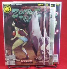 Zombie Tramp #16 Variant Cover A B C D Set Action Lab Comics 2015