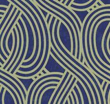 Carat Wall Paper Blue 1334550/133455 P + S Blue 10.05m x 0.53m Brand New