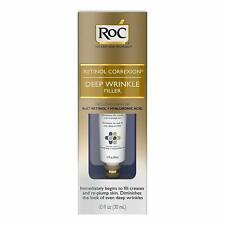 RoC Retinol Correxion Deep Wrinkle Filler - 1.0 Oz. - New - Free Shipping