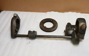 """Vintage Walker Turner 900 15"""" Drill Press -  Table Raising Assembly project"""
