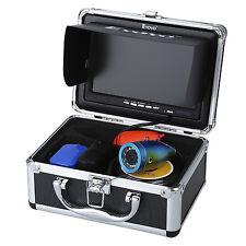 EYOYO 30M 1000TVL Underwater Fishing Fish Finder Camera DVR Video Recorder +8GB