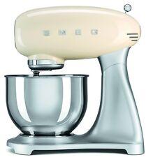 Smeg smf 01 Cruk | années 50 style rétro robot mélangeur | pastel crème | neuf