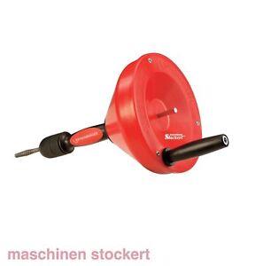 Rothenberger Rospi H+E Plus 7,5m Rohrreinigungsgerät, Handspirale 72095