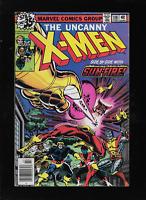 Uncanny X-Men #118 by Claremont & Byrne Mariko Mist Knight Sunfire Marvel  1978