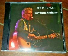 Fire in the Night by Rayburn Anthony (CD, 2013)