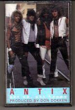 ANTIX: GET UP, GET HAPPY CASSETTE HARD ROCK HAIR METAL DARLING CRUEL DON DOKKEN