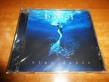 BABEL Blue dance CD ALBUM PRECINTADO 2018 DUO CON DONOVAN CONTIENE 12 TEMAS