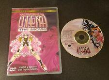 Revolutionary Girl Utena: The Movie (DVD, 2001) Japanese Anime Feature Film