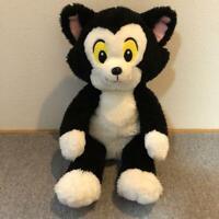 "Figaro Pinocchio Cat Tokyo Disney Land Resort 15"" Plush Toy Doll Pinocchio TDL"
