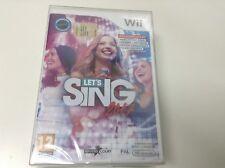 LET'S SING 2017 + MICROFONOS . Pal España . Envio Certificado .Paypal