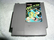 Nintendo Nes  Skate or Die   Game Cart    Pal