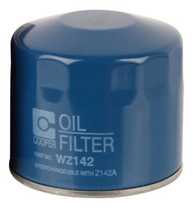 Wesfil Oil Filter WZ142 fits Ford Courier 2.6 4x4 (PC)