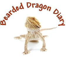 Bearded Dragon Logbook and other lizards
