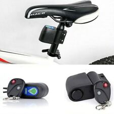 Bicycle Cycling Security Wireless Remote Control Vibration Alarm Anti-theft Lock
