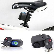 Wireless Anti-theft Bicycle Bike Alarm Lock with Remote Control Security Lock