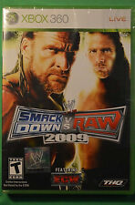 REPLACEMENT CASE ONLY (NO GAME) for WWE SmackDown vs. Raw 2009