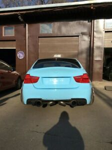 BMW E90 CSL trunk lid