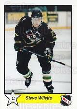 1996-97 Prince Albert Raiders #22 Steve Wilejto