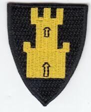Finmark Wappen  Patch Aufnäher,Aufbügler  Norwegen ,Norway