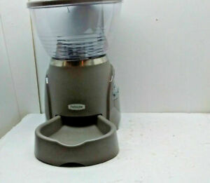 Petmate Auto Electronic Portion Food Control Programmable Dog Cat Pet Feeder