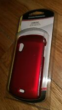 Samsung Stratosphere Galaxy Metrix 4G Cell Phone smart case Red Wireless Sealed