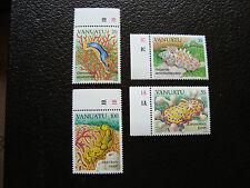 VANUATU - timbre yvert et tellier n° 727 a 730 n** (A24) stamp