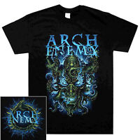 Arch Enemy Saturine Shirt S M L XL XXL T-shirt Metal Tshirt Authentic New